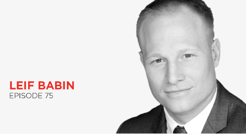 Own everything that impacts your mission: Leif Babin