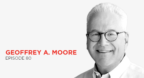 Cross the innovation chasm: Geoffrey Moore