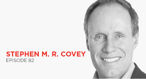 Innovate at The Speed of Trust: Stephen M. R. Covey