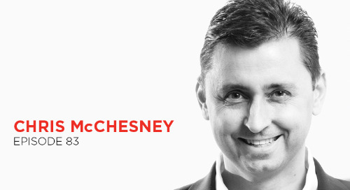 Why you're not executing: Chris McChesney