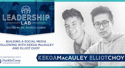 Build a social media following with Elliot Choy and Kekoa MacAuley