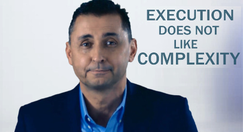Execute in Uncertainty and Complexity
