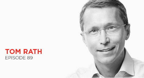 Life's Great Question: Tom Rath