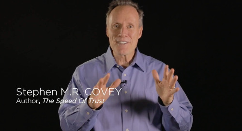 Stephen M.R. Covey Green And Clean