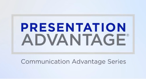 Presentation Advantage 5 Minute Overview