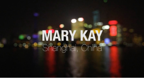 Mary Kay - China