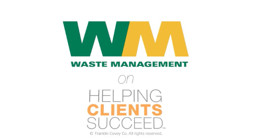 Sales Performance Case Study: Waste Management