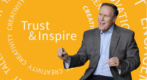A New Way to Lead - Trust & Inspire