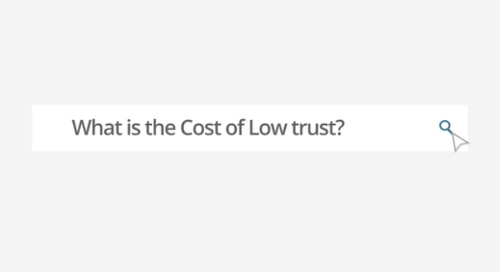 The Cost of Trust