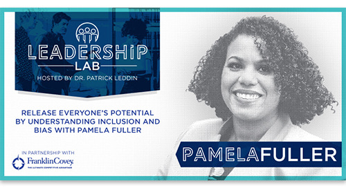 Unleash potential: a conversation about inclusion and bias with Pamela Fuller