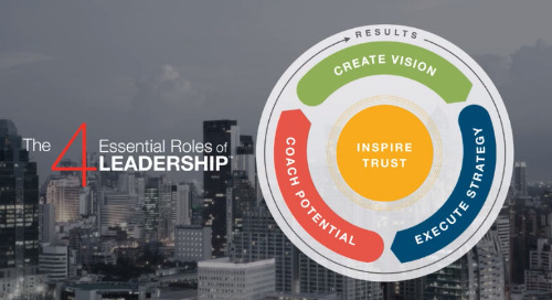 The 4 Essential Roles of Leadership™