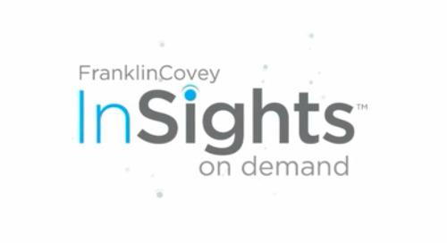 InSights On Demand Demo