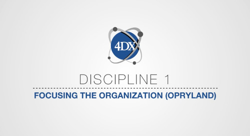 Focusing The Organization - Opryland