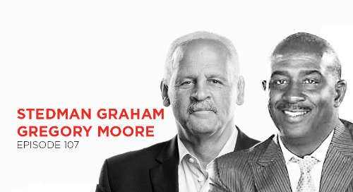 A Diversity Discussion: Stedman Graham and Gregory Moore