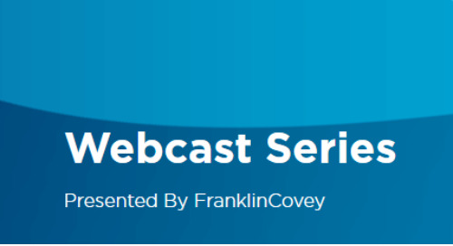 Solution Webcast Series