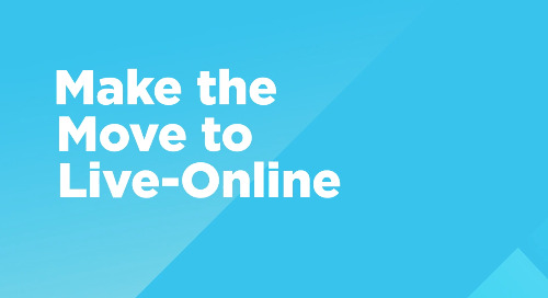Make the Move to Live-Online