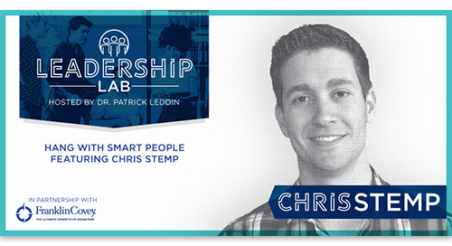 Hang with Smart People featuring Chris Stemp