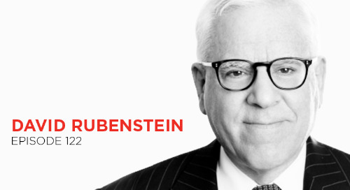 How To Lead: David Rubenstein