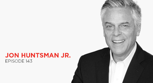 Leadership Without Borders: Jon Huntsman Jr.