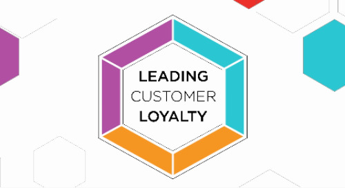 Leading Customer Loyalty - On Demand Webcast
