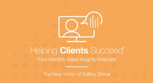 New World of Selling Online - On Demand Webcast