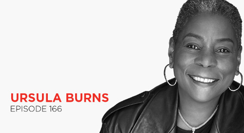Leadership From the C-Suite: Ursula Burns