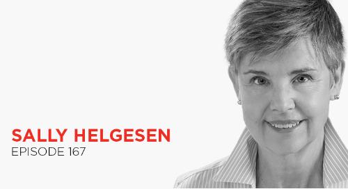 How Women Rise: Sally Helgesen