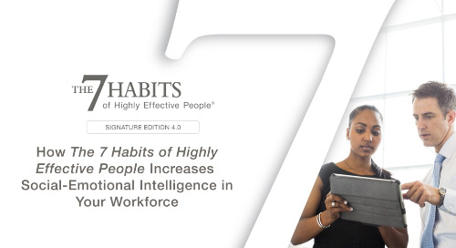 The 7 Habits of Highly Effective People - On Demand Webcast