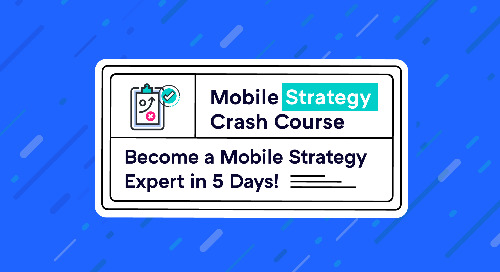 5 Day Mobile Strategy Crash Course