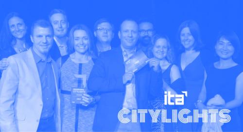Vibes Wins 'Lighthouse' at ITA's 2018 CityLIGHTS Awards