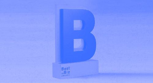 Vibes Wins Two Silver Awards at Best in Biz Awards 2018