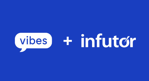 Mobile Marketing Leader Vibes Integrates Infutor ID Max to Help Brands Personalize Customer Engagement
