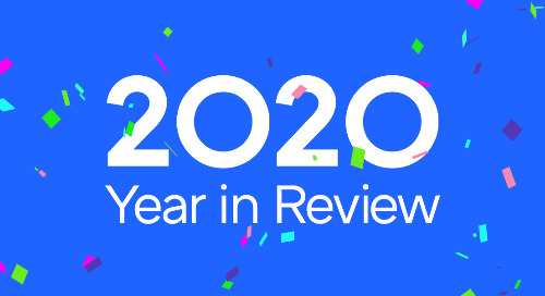 A Message from Vibes Founders: 2020 Year in Review