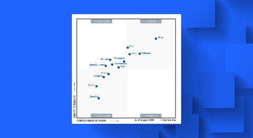 Vibes Recognized as a Leader Again in Gartner Magic Quadrant for Mobile Marketing Platforms