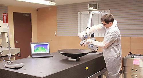 Las comunicaciones por satélite de última generación son una realidad con la tecnología de digitalización en 3D