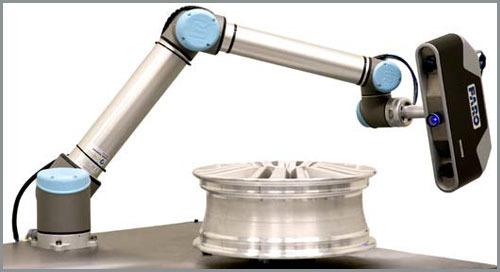 Optimizando el flujo de trabajo con la inspección automatizada
