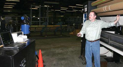 FARO proporciona una solución de medición total a un fabricante de grandes maquinarias