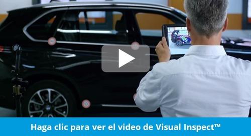Anunciando Visual Inspect – realidad aumentada de móviles para simplificar la inspección y el diseño