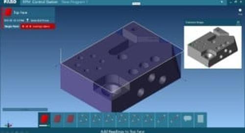 CAM2 2018: El primer y único software de medición optimizado para su uso con productos FARO