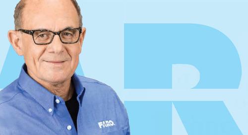 Entrevista con Simon Raab, Dr, cofundador, CEO y presidente de FARO