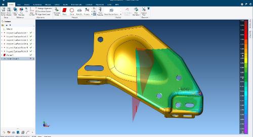 El software de medición acelera la inspección rumbo a la industria 4.0