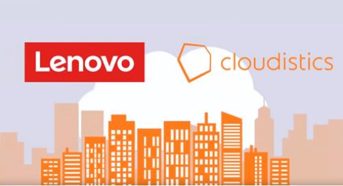Cloudistics Ignite Cloud Platform: Powered by Lenovo