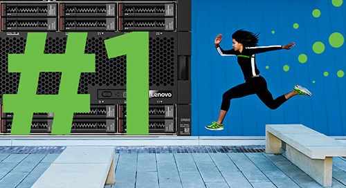 #1 in Customer Satisfaction and Server Reliability