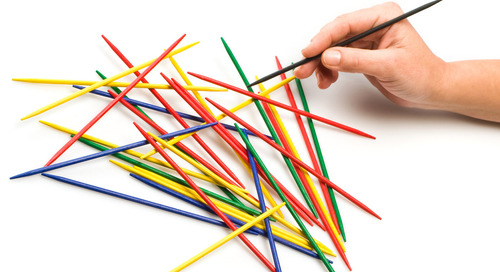 Managing the Data Center of Things Or Why Your Data Center is Like Pick-Up-Sticks
