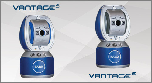 [FOLHA TÉCNICA] FARO Vantage S & E Laser Tracker