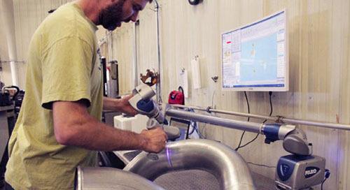 Fabricante otimiza fluxos de trabalho e melhora a qualidade