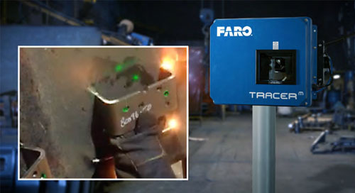 Reduza o retrabalho e aumente o desempenho com a projeção a laser em 3D
