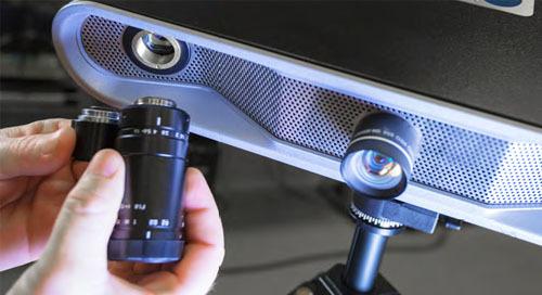 Maximizar a consistência da medição com imagens 3D