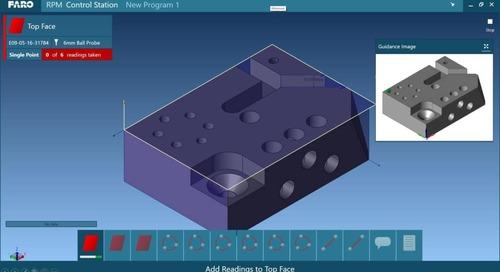 CAM2 2018: O primeiro e único software de medição otimizado para os produtos da FARO