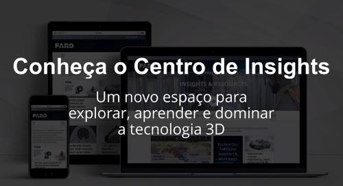 Conheça o Centro de Insights